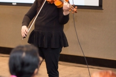 Min-Hi Choi Classical Violin Performance